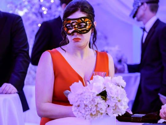 Rachel Bloom as Rebecca Bunch on 'Crazy Ex-Girlfriend.'