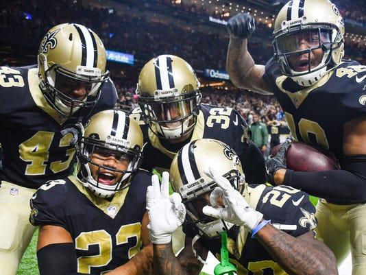USP NFL: DETROIT LIONS AT NEW ORLEANS SAINTS S FBN USA LA