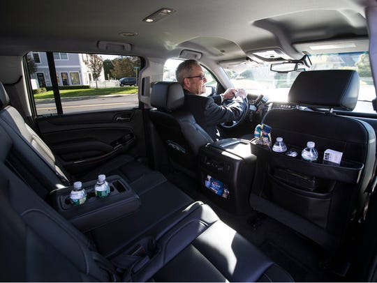 Small business spotlight on Janda Limousine Service.
