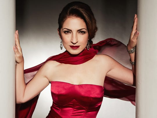 Singer Gloria Estefan will be honored Sunday at the