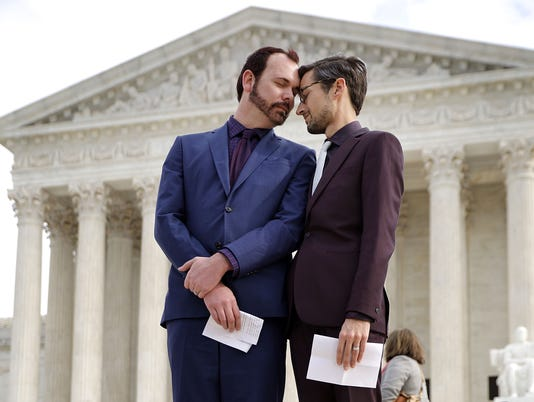 Supreme Court wedding cake Q/A