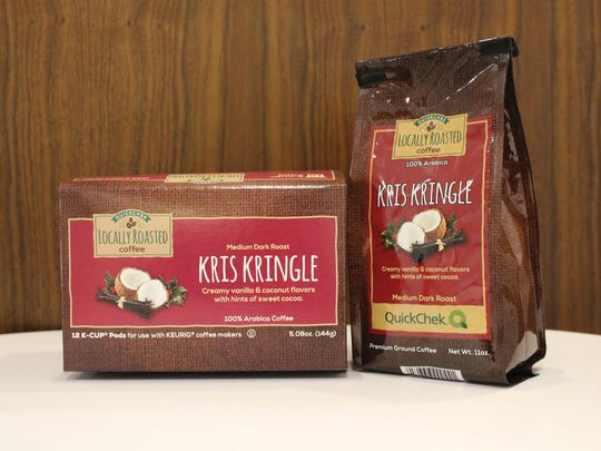 Kris Kringle is QuickChek's most requested flavored coffee.