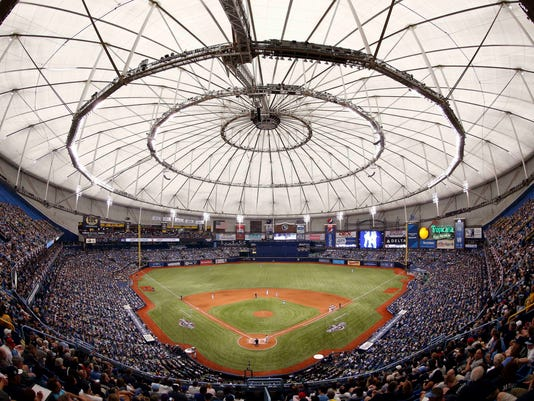 Tampa Bay Rays: File lawsuit against former concessionaire