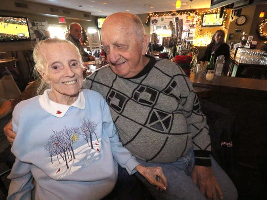 Elayne and Dominic Albanese, founds of Albanese's Roadhouse and Dominic's Sports Lounge at 2301 W Bluemound Rd. in Waukesha.