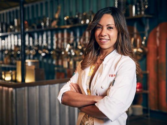 "FAMU alumna Adrienne Cheatham is competing  on ""Top Chef"" Season 15."