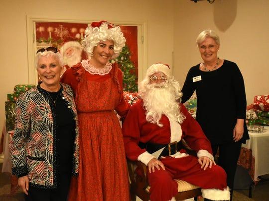 A family affair - clinic co-founder Nancy Lascheid,