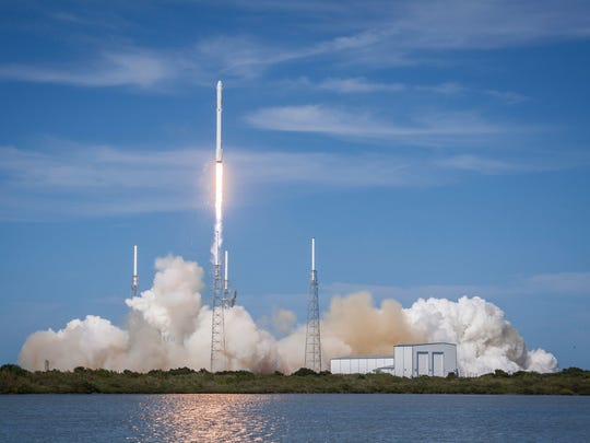 It was a historic year for Spacex on many fronts