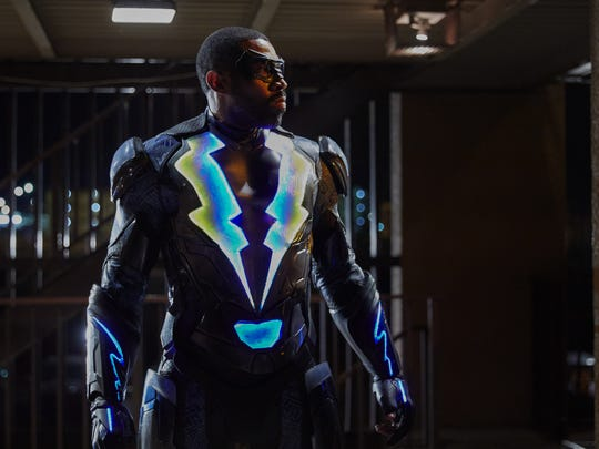 Cress Williams as Jefferson Pierce/Black Lightning on 'Black Lightning.'