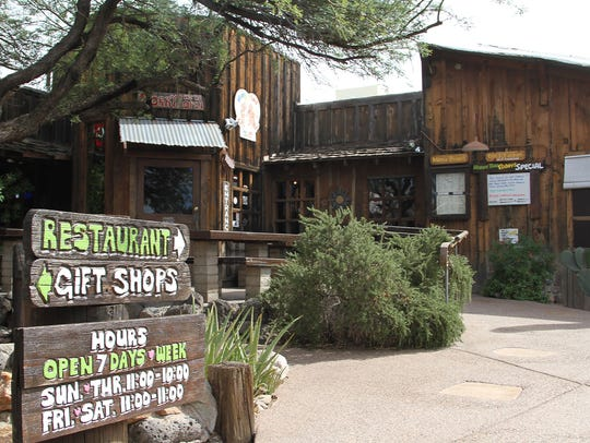 The Horny Toad is celebrating 42 years in Cave Creek.