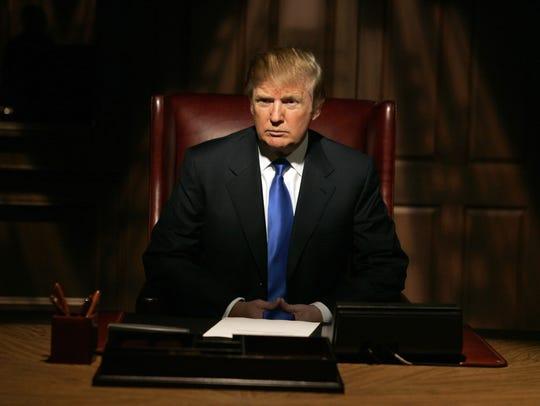 President Trump has plenty of potential contestants