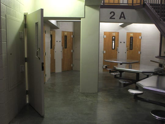 Lack of space in the Shasta County Jail creates a revolving