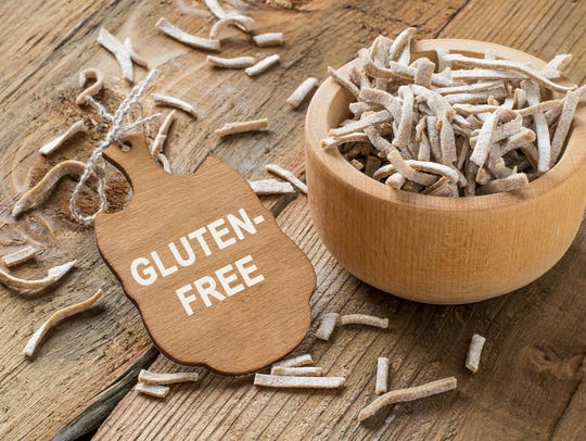 Some gluten-free pastas and breads have more carbohydrates