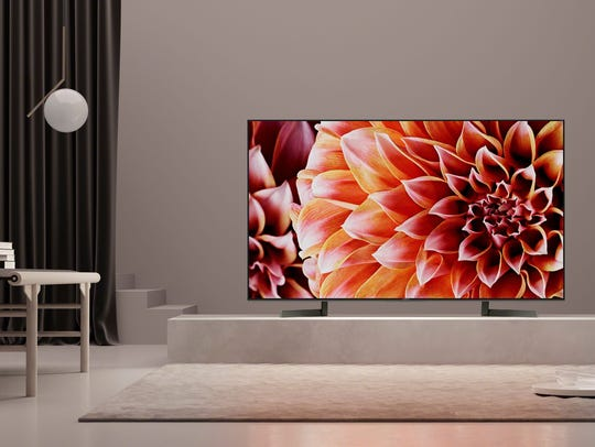 Samsung's 'The Wall' was impressive, but the Sony X900F is the TV you could actually see in your home.