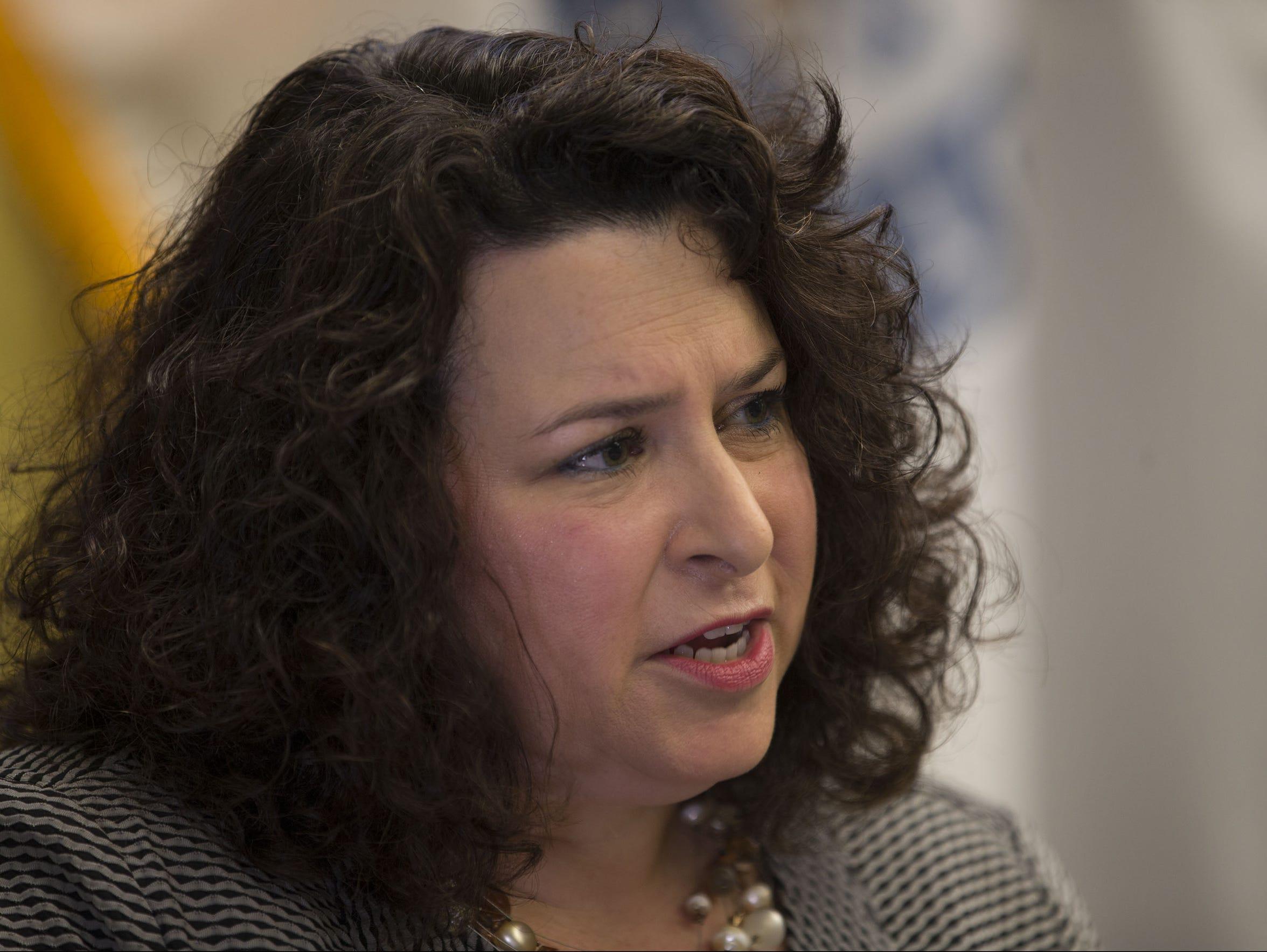 First Assistant Prosecutor Lori Linsky