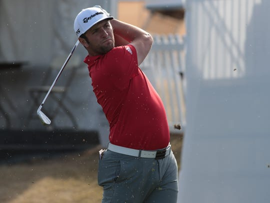 Jon Rahm will tee off at La Quinta Country Club Thursday in the Desert Classic.