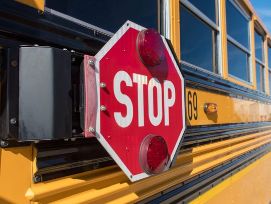 The Lafayette Parish School System has nearly 260 bus routes.