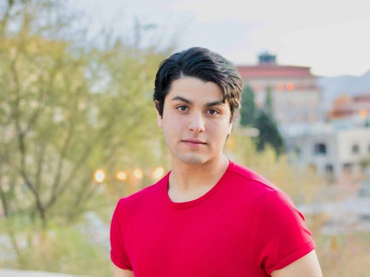 Alvaro Callejas is an upcoming actor and singer in musical theater.
