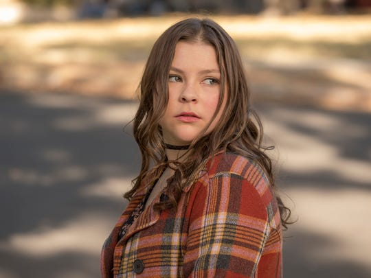 In Tuesday's 'This Is Us,' teen Kate (Hannah Zeile)