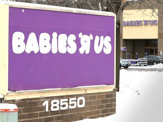 Brookfield Babies R Us to close
