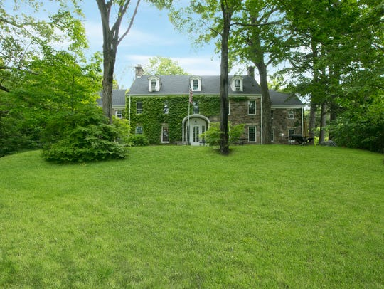 An Ossining property, once home to civil libertarian