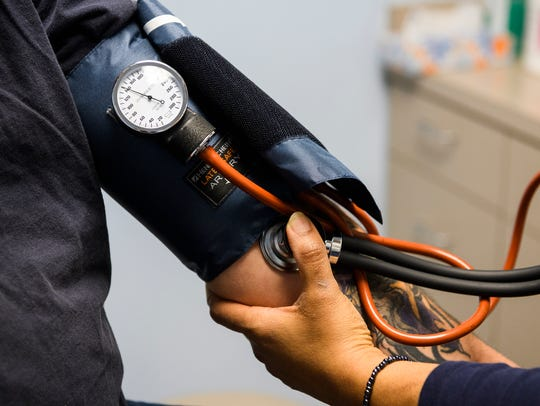Controlling blood pressure is important for reducing the risk of heart disease and stroke.