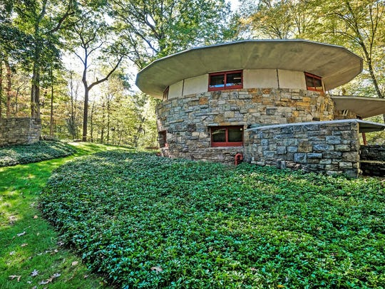 Wright designed just three homes in Usonia. The first