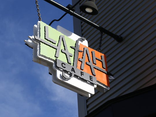 Lafah Cafe opened in October of 2017 on the corner