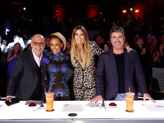 'America's Got Talent' has four judges: Howie Mandel,