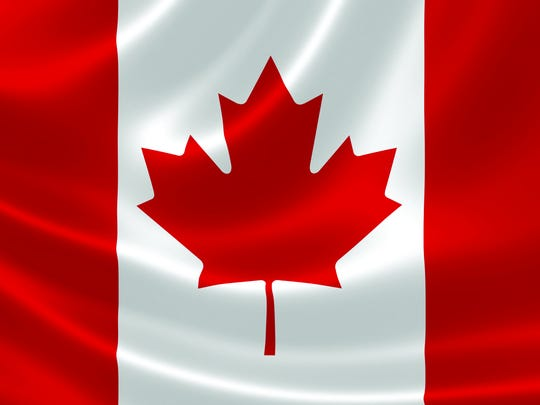 The maple leaf will fly proudly at the All-Canada Show