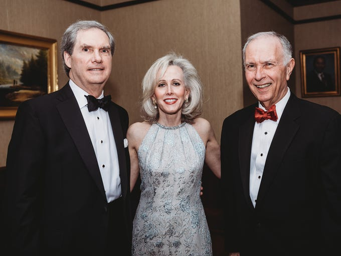 The Beaux Art Dance Club held its annual dinner dance