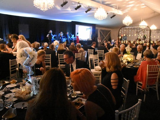 File: The American Cancer Society's 2018 Imagination Ball.