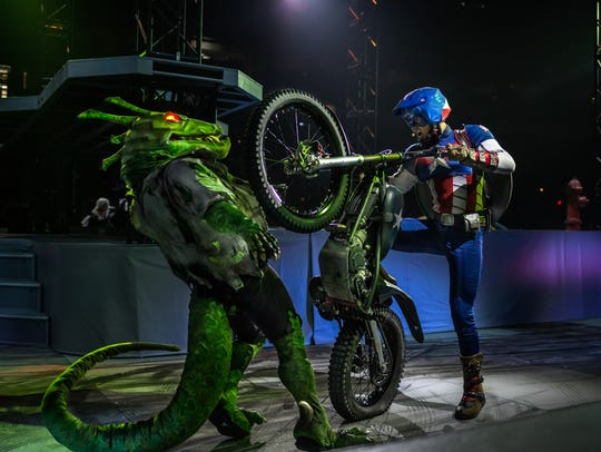 """""""Marvel Universe Live: Age of Heroes"""" is coming to"""