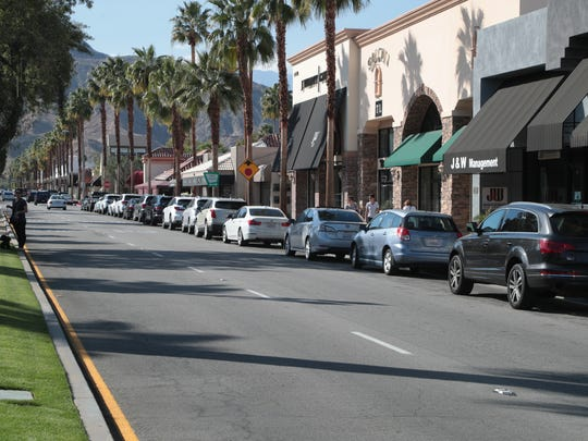 The Palm Desert City Council is considering a zoning amendment that would allow for more professional office leasing along the ground floor of shops along El Paseo as a way to fill vacancies, but also draw more business to the high-end shopping district.