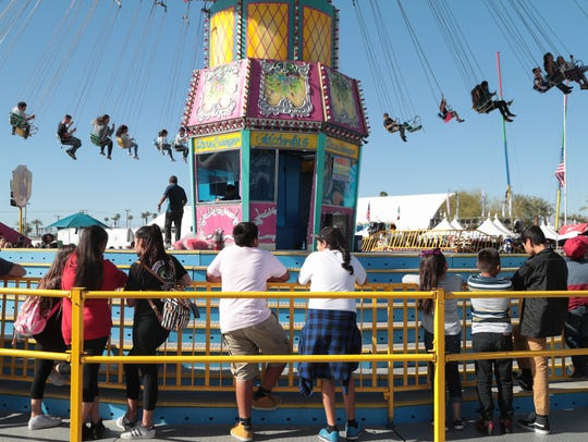 Thousands attend the Riverside County Fair and Date