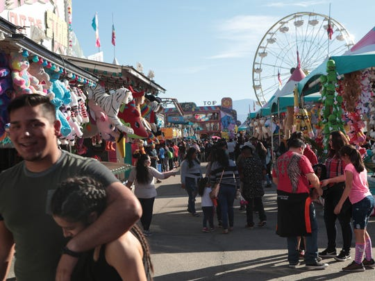 Thousands attended the Riverside County Fair and Date Festival for its 2018 opening weekend.