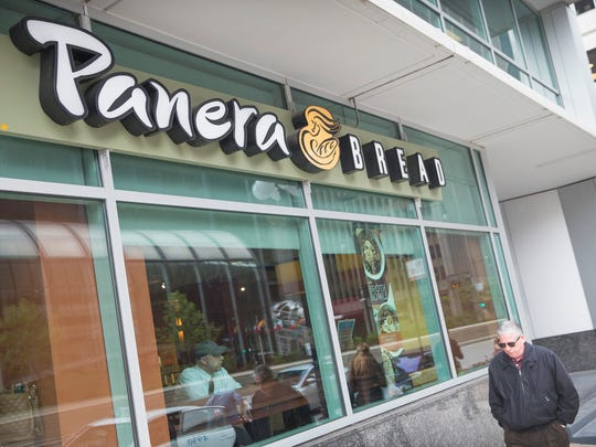 Panera Bread, hiring 320. The restaurant chain is adding positions. More info: jobs.panerabread.com.