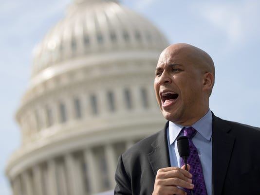 Senate Democrats Hold News Conference Denouncing Graham-Cassidy Bill