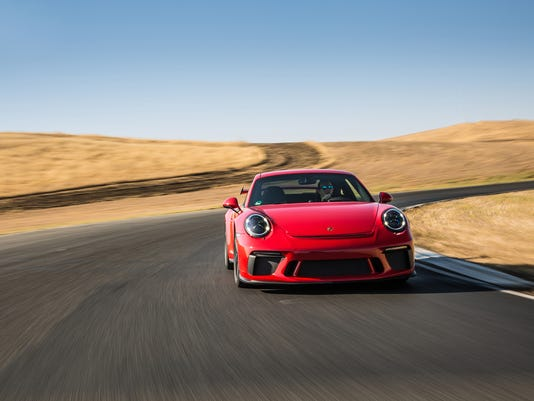 Review: 2018 Porsche 911 GT3, drive it like you stole it