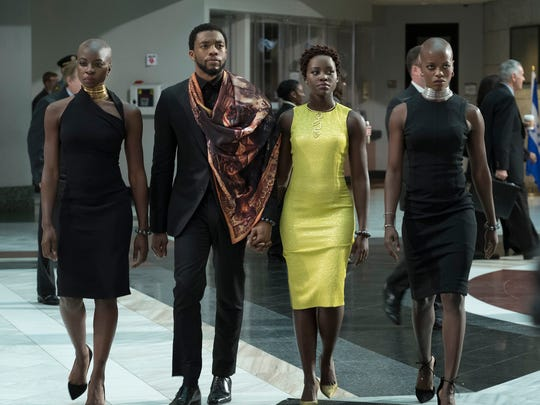 """""""Black Panther"""" has become a cultural phenomenon. But"""