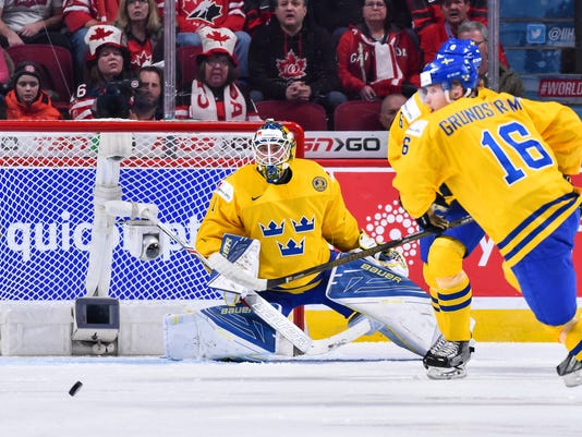 Sweden v Canada: Semifinal - 2017 IIHF World Junior Championship