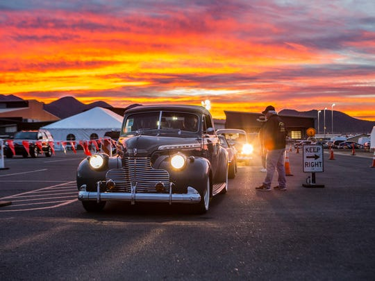 Goodguys 9th Spring Nationals takes place Friday through Sunday, March 16-18 at WestWorld of Scottsdale.