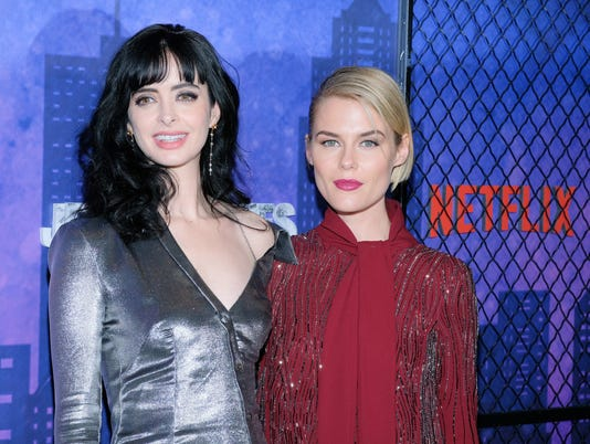 """Jessica Jones"" Season 2 New York Premiere"