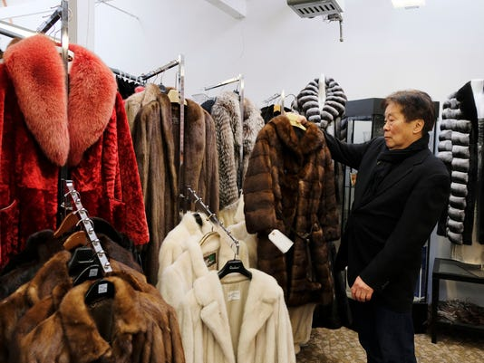 Fur sales  San Francisco could become largest US city to ban the product 6753254d5f