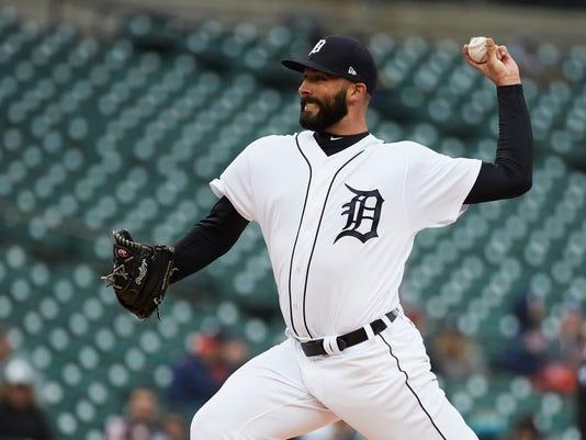 MLB: Game 2-Pittsburgh Pirates at Detroit Tigers