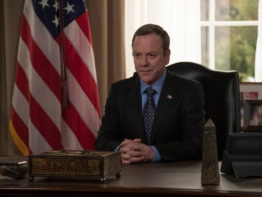 "Cancellation no longer means the end of a TV series: Could ABC's ""Designated Survivor,"" starring Kiefer Sutherland, be the next to get a reprieve?"