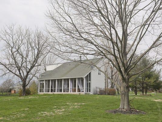 Floyds Fork farmhouse