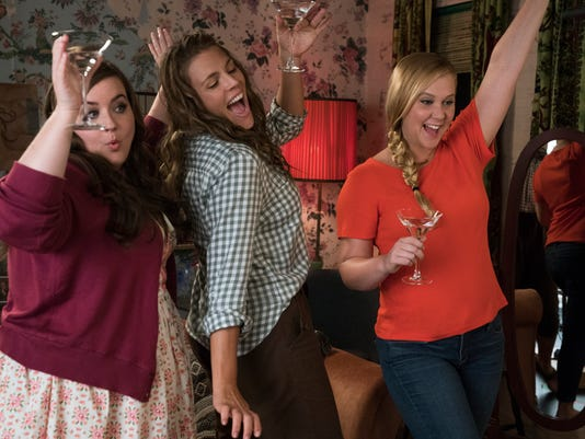 Movie review: 'I Feel Pretty' is bold take on self-love, but premise takes it on superficially