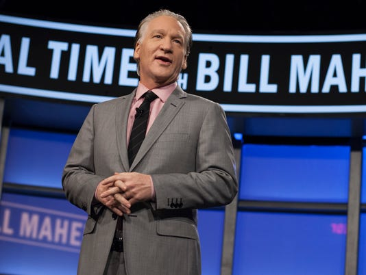 AP BILL MAHER RETURNS A ENT FILE USA CA