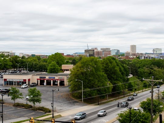 Greenville County has reached a deal to redevelop 37