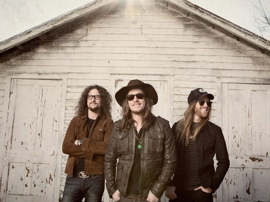 Closing out the inaugural Downtown Summer Jam is the Cadillac Three on Wednesday, Aug. 29.